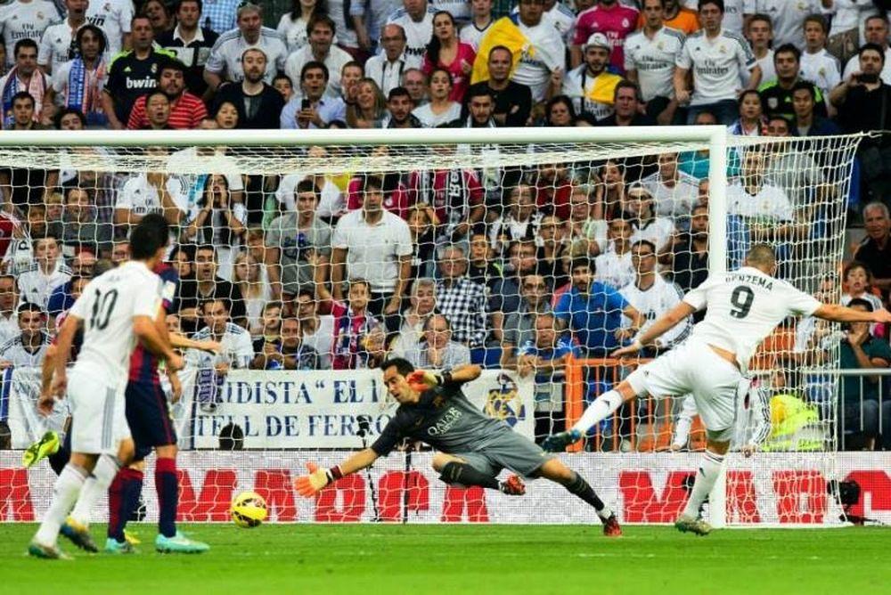 Ρεάλ Μαδρίτης – Μπαρτσελόνα 3-1: Τα γκολ του αγώνα (video)