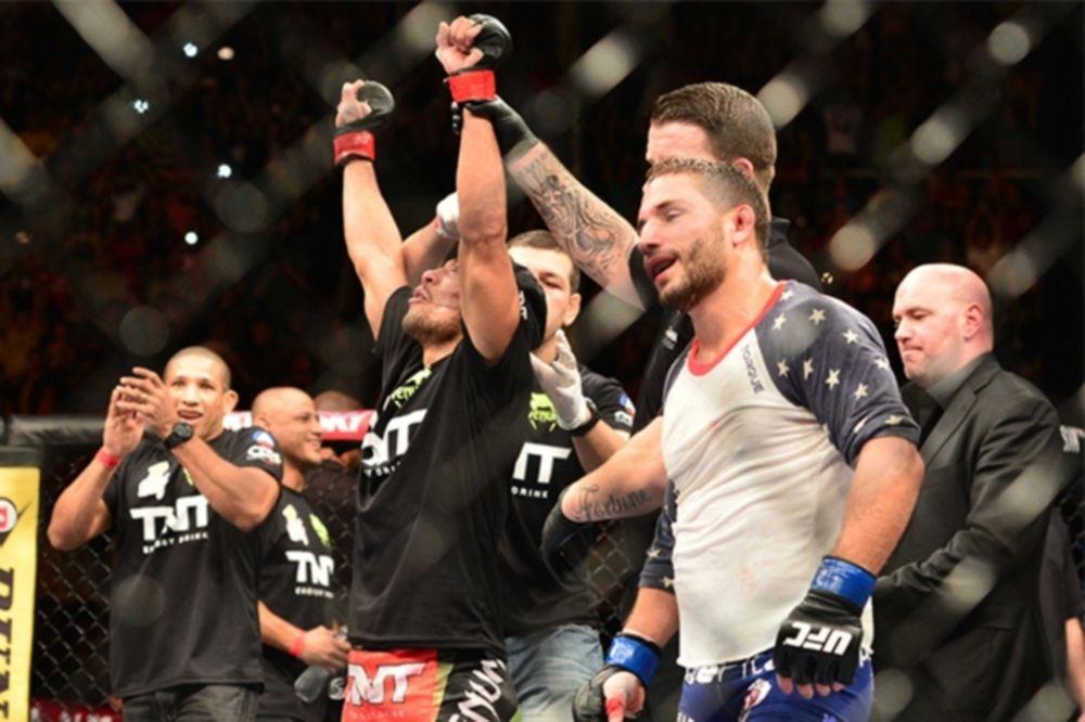 UFC 179: Μεγάλη νίκη για Aldo, έχασε ο Γιάγκος