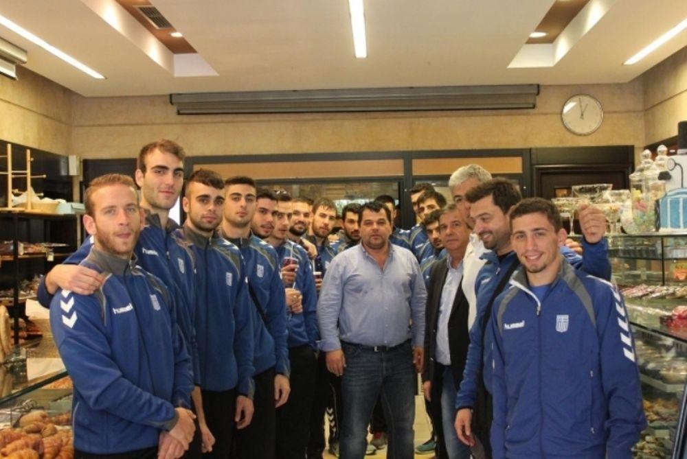 Εθνική Χάντμπολ Ανδρών: Δεύτερη νίκη επί της Νέων
