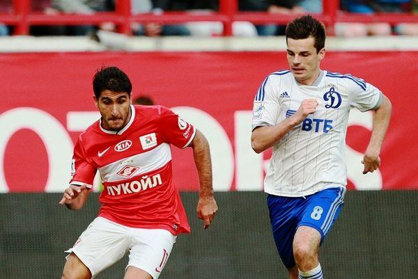 Ήττα για Ντιναμό Μόσχας, 2-0 από Ρουμπίν
