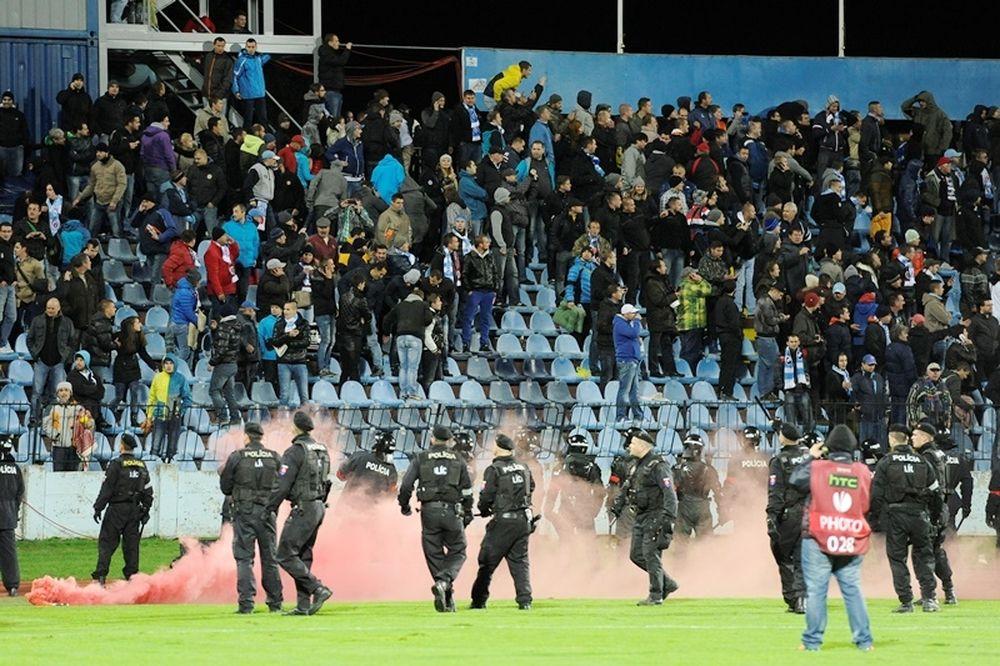 Europa League: Πρόστιμο σε Σλόβαν και Σπάρτα