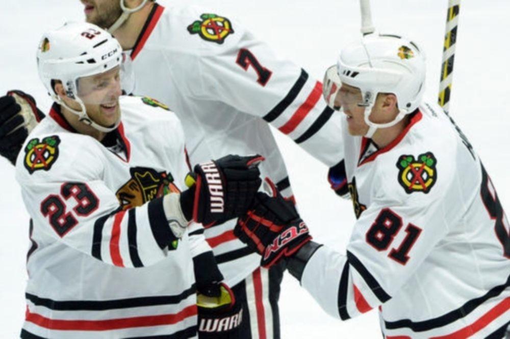 NHL: «Χιλιάρης» ο Marian Hossa (videos)