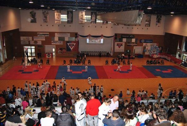 Τάε Κβον Ντο ITF: Η πρεμιέρα του Πανελληνίου στη ΧΑΝΘ (photos)