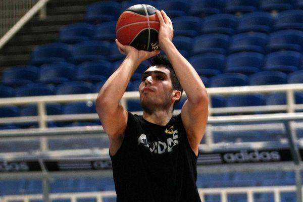 Κασελάκης: «Μέγιστο κίνητρο με Ολυμπιακό»