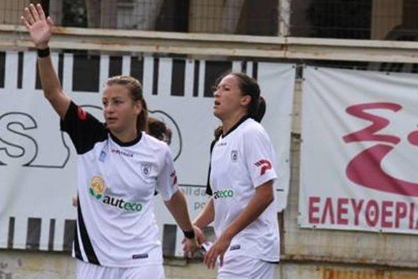 Α' Ποδοσφαίρου Γυναικών: Νίκη... τίτλου για ΠΑΟΚ