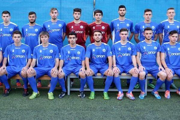 Ατρόμητος – Αστέρας Τρίπολης 1-1 (Κ20)