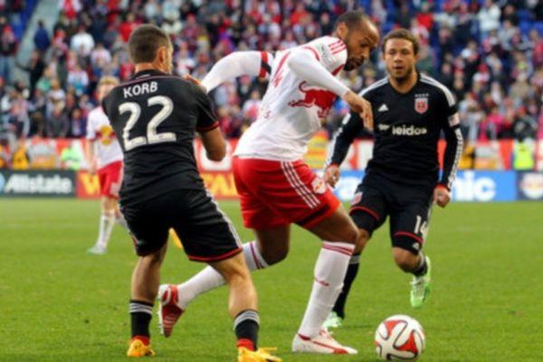 MLS: Ανρί και πρόκριση για Ρεντ Μπουλς (videos)