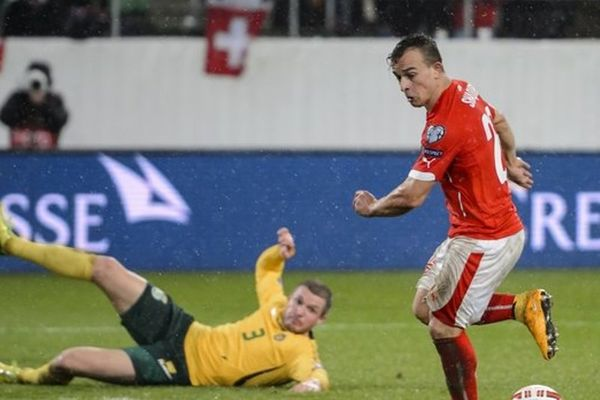 To  ωραιότερο γκολ των προκριματικών του Euro 2016 ο Σακίρι (video)