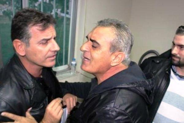 Νέο επεισόδιο στο… σίριαλ Κουρμπανά – Γεωργούντζου (video)