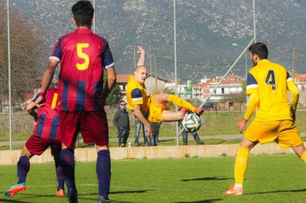 Αστέρας Τρίπολης - Βέροια 3-0 (Κ20-Video)