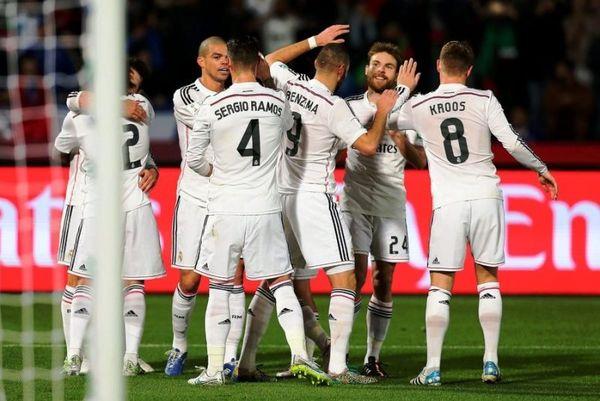 Κρουζ Αζούλ – Ρεάλ Μαδρίτης 0-4 (videos)