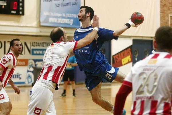 Κύπελλο Χάντμπολ Ανδρών: Προκρίθηκε ο Φίλιππος (photos)