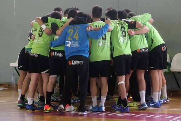 Κύπελλο Χάντμπολ Ανδρών: Πέρασε και ο Διομήδης
