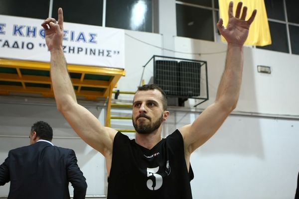 Αργυρόπουλος: «Τότε 17, τώρα σχεδόν 37»