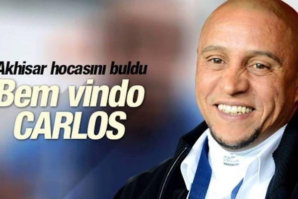 Ακίσασπορ: Στον πάγκο ο Ρομπέρτο Κάρλος!