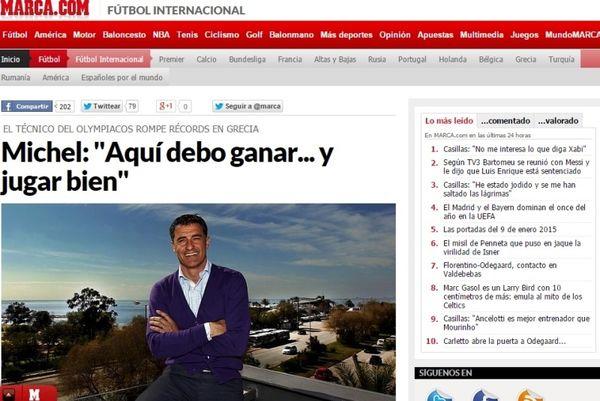 Ολυμπιακός: Σύξυλοι οι Ισπανοί στο Onsports για Μίτσελ!
