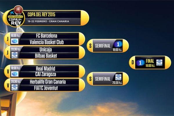 Κόπα ντελ Ρέι: Μόνο τελικός το Ρεάλ - Μπαρτσελόνα (videos)