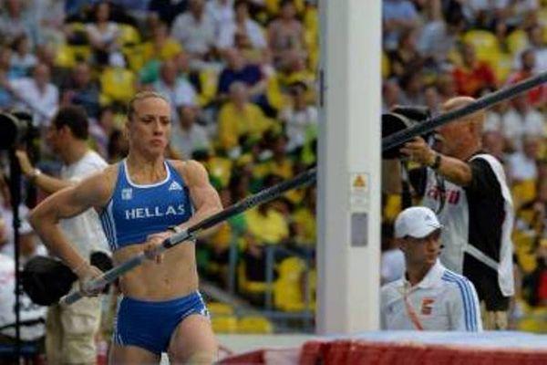 Νικόλ Κυριακοπούλου: Έτοιμη για το ντεμπούτο της