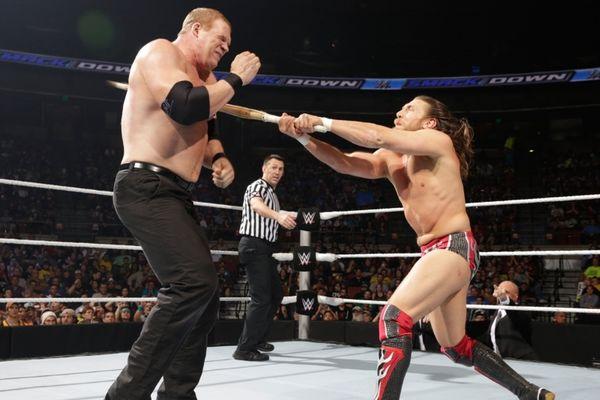 SmackDown: Κράτησε τη θέση του ο Daniel Bryan (photos+videos)