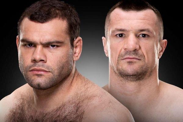 UFC Fight Night 69: «Cro Cop» με Gonzaga στην Πολωνία