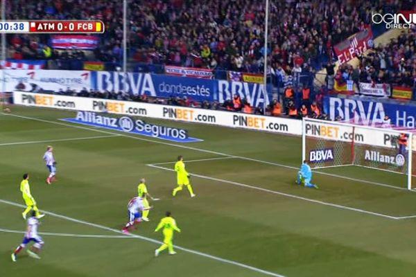 Ατλέτικο Μαδρίτης – Μπαρτσελόνα: Η γκολάρα του Τόρες! (video)