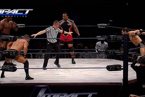TNA Impact Wrestling: Τετραπλή νίκη για Lashley, ομάδα για Angle (videos)