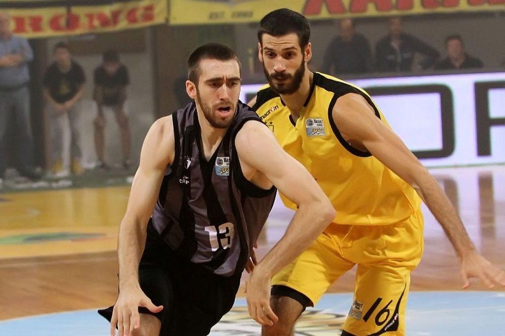 Basket League: Άρης - ΠΑΟΚ, μέρος δεύτερο