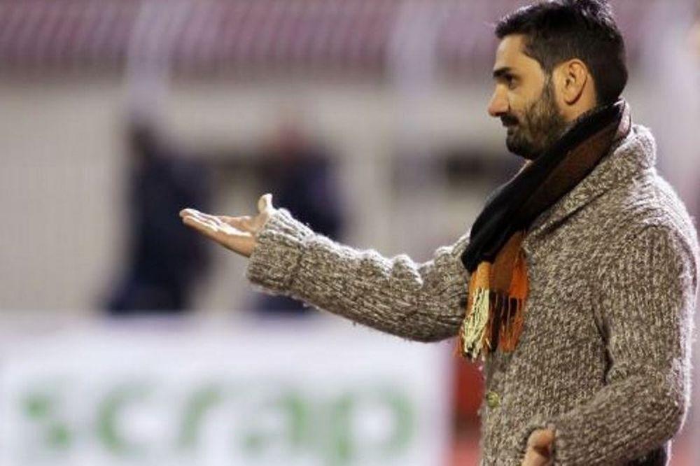 Ελευθερόπουλος: «Ο Ηρακλής είναι ομάδα Super League»