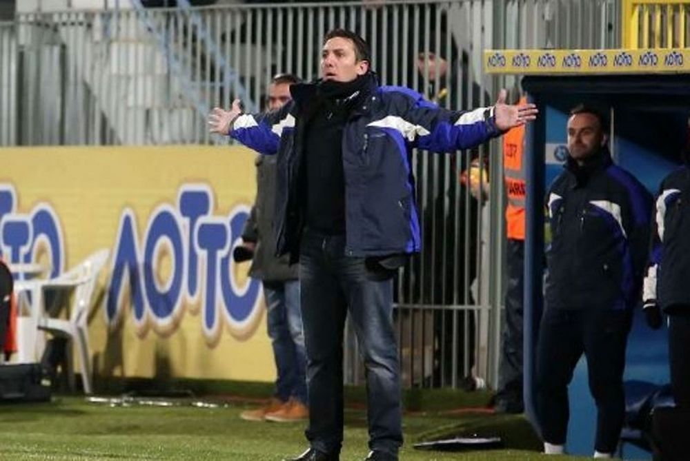 Παπαδόπουλος: «Στόχος μας το πρωτάθλημα»