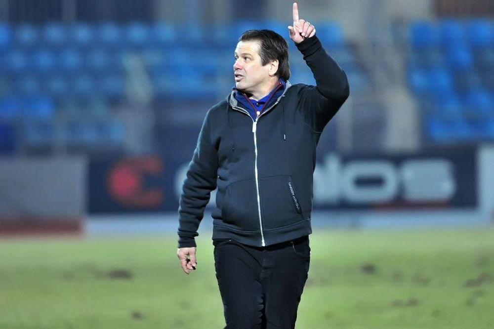 Παπαδόπουλος: «Δεν σταθήκαμε στο Κύπελλο»
