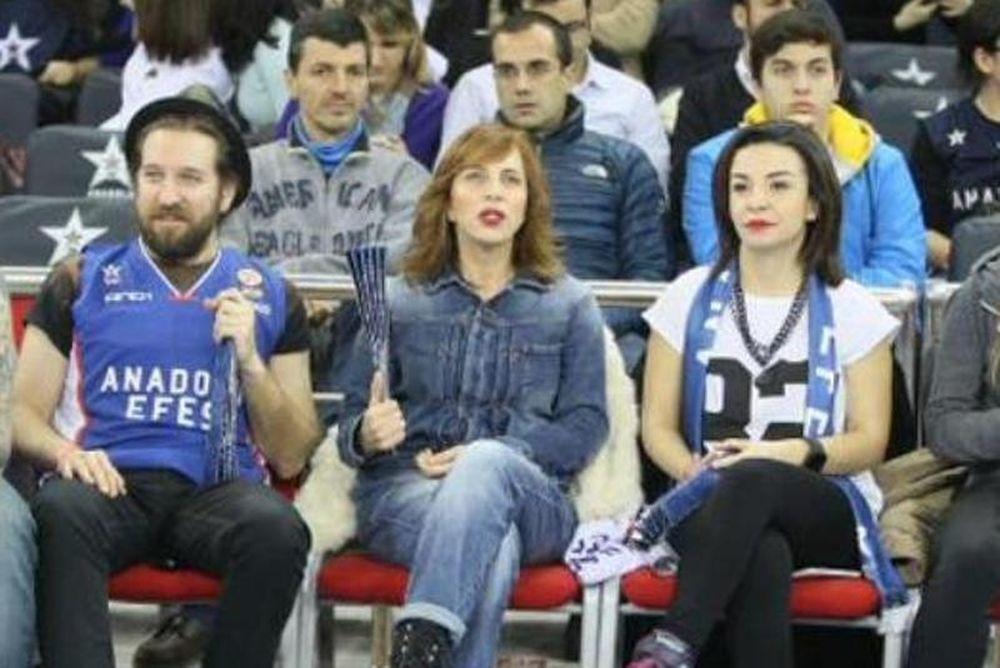Ολυμπιακός: Τον είδε και η Σερτάμπ Ερενέρ (photos)