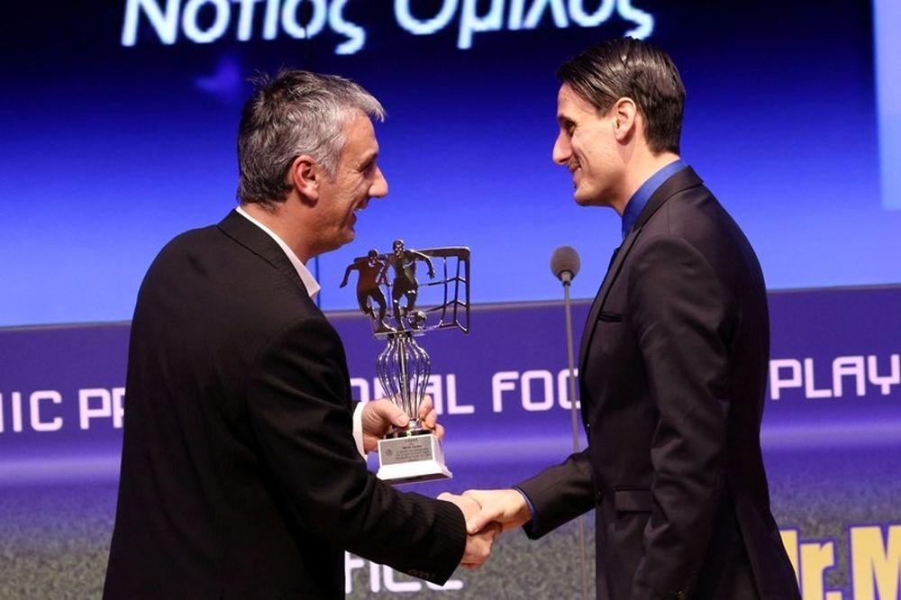 Βραβεία ΠΣΑΠ: Οι καλύτεροι του Νοτίου Ομίλου