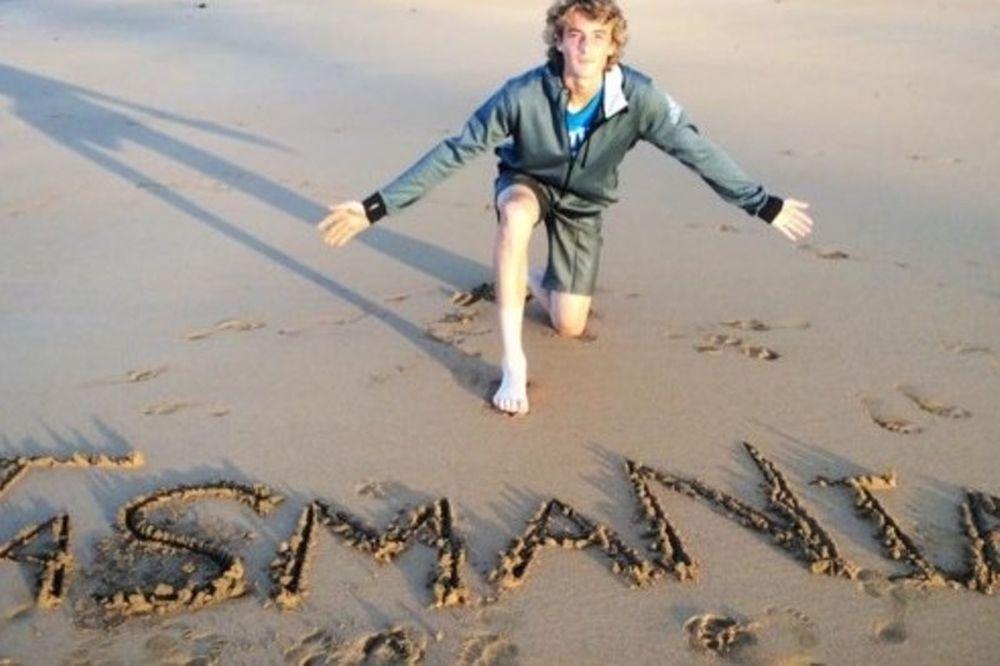 Τένις: Σημαντικές νίκες στην Αυστραλία ο 16χρονος Τσιτσιπάς