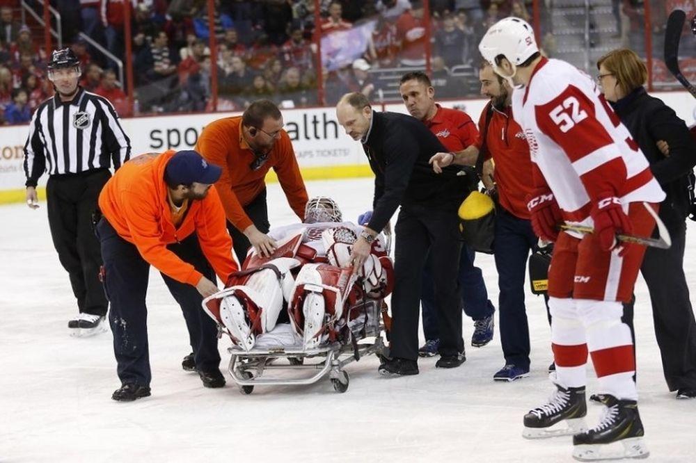 NHL: Κοντά σε επιστροφή ο Jimmy Howard