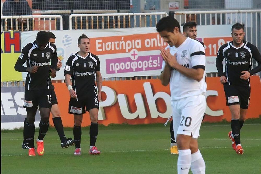 ΟΦΗ - ΠΑΟΚ 3-1 (video+photos)