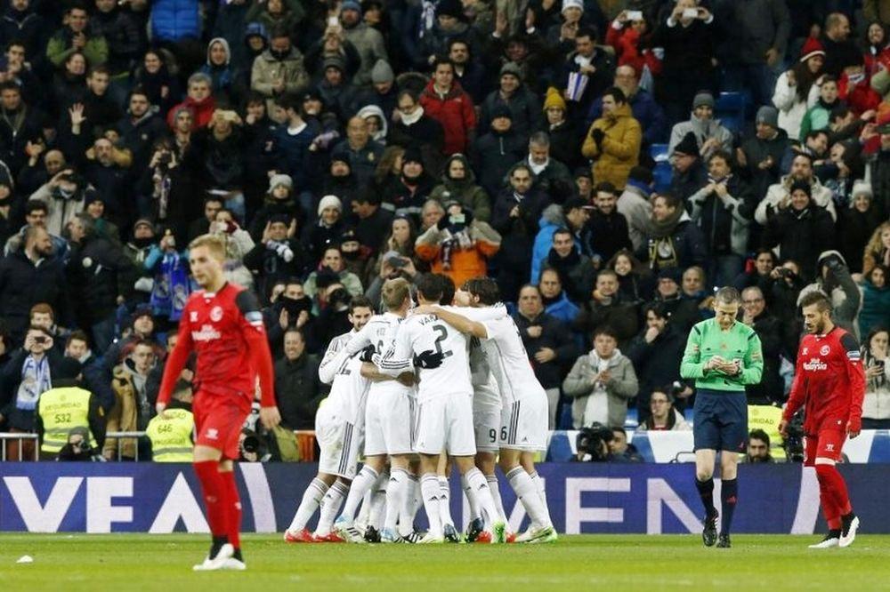 Ρεάλ Μαδρίτης – Σεβίλλη 2-1 (videos)