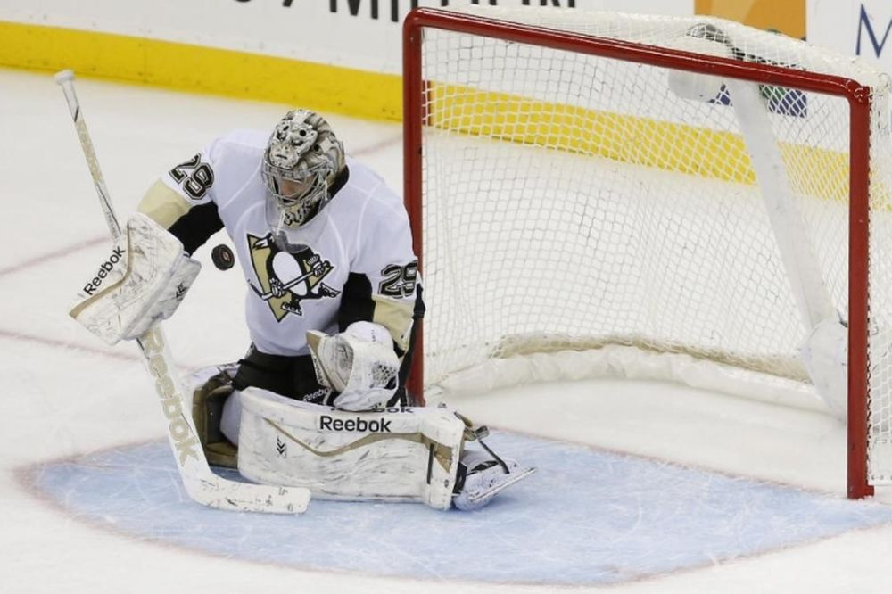 NHL: Έβδομο shutout για Marc-Andre Fleury (videos)