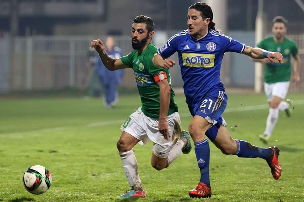 Πανθρακικός – ΑΕΛ Καλλονής 3-2: Τα γκολ του αγώνα (video)