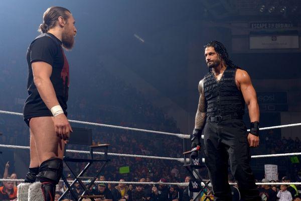 SmackDown: Νίκη… WrestleMania για Bryan και Reigns (photos+videos)