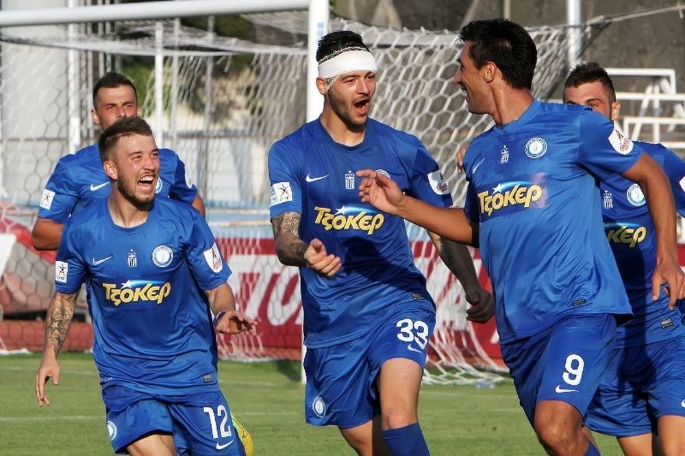 Ηρακλής-Τύρναβος 3-0