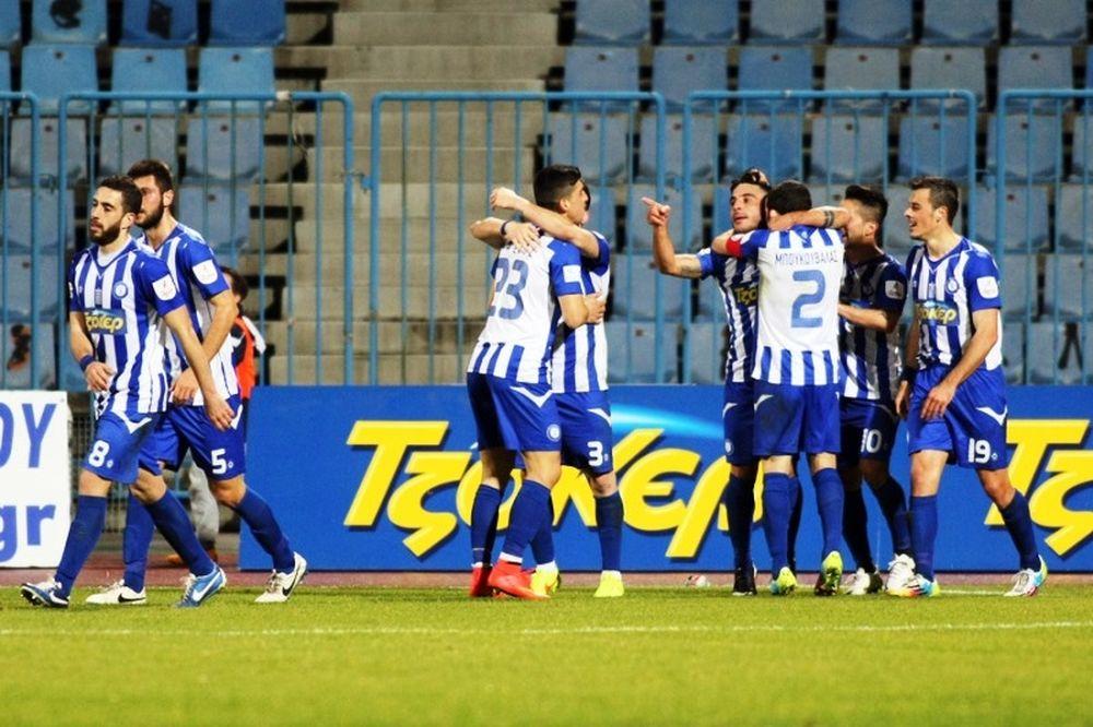 Ηρακλής-Τύρναβος 3-0: Τα γκολ και οι φάσεις του αγώνα (video)