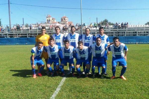 Λεβαδειακός-ΠΑΣ Γιάννινα 0-2 (Κ20)
