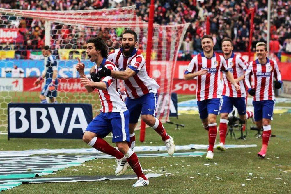 Ατλέτικο Μαδρίτης – Ρεάλ Μαδρίτης 4-0 (photos)