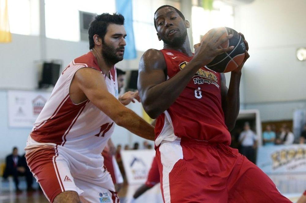 Basket League: Ολυμπιακός - Κηφισιά 77-63 (photos)