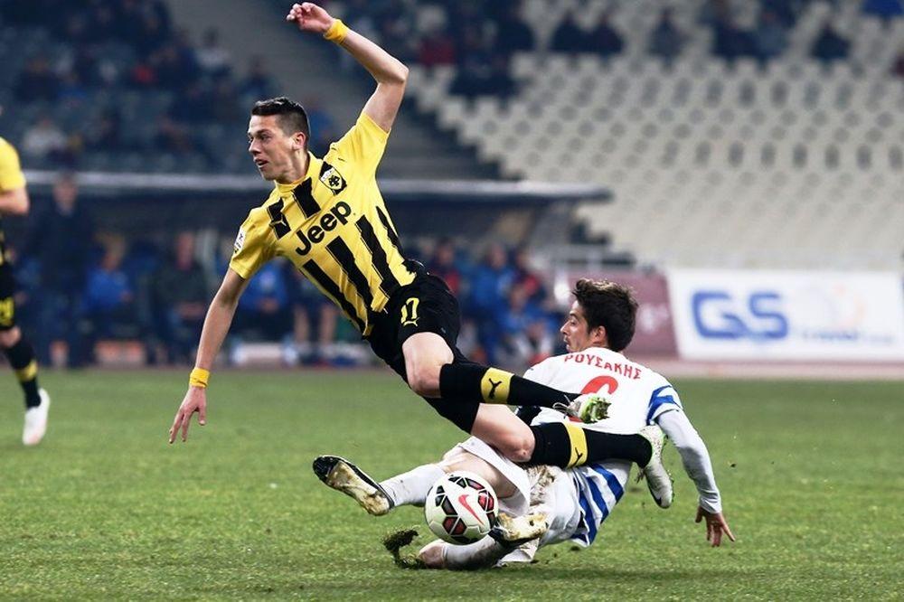 Ζόριτς: «Με την ΑΕΚ στο Champions League»