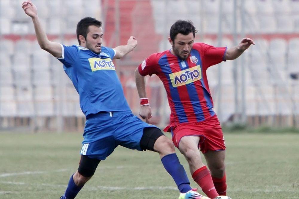Φωκικός – Εθνικός Σερρών 0-0