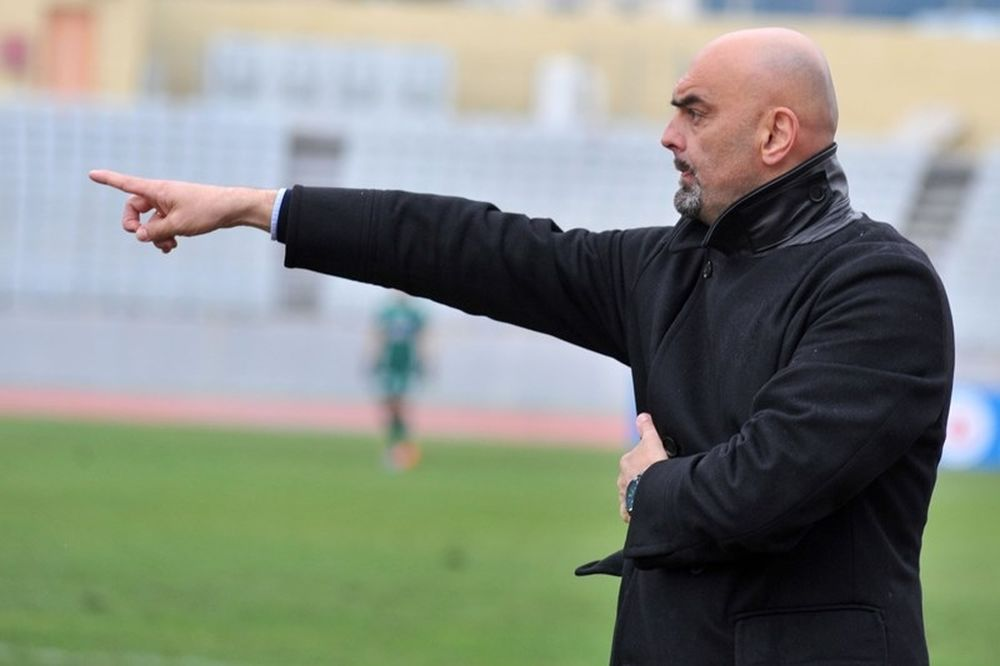 Βελιτς: «Θα συνεχίσουμε την προσπάθεια μας»