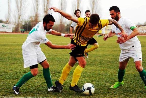 ΠΑΟ Βάρδας – Ζακυνθιακός 0-0