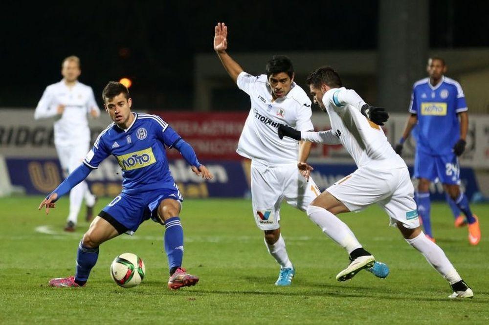 ΑΕΛ Καλλονής – Skoda Ξάνθη 2-2: Τα γκολ του αγώνα (video)