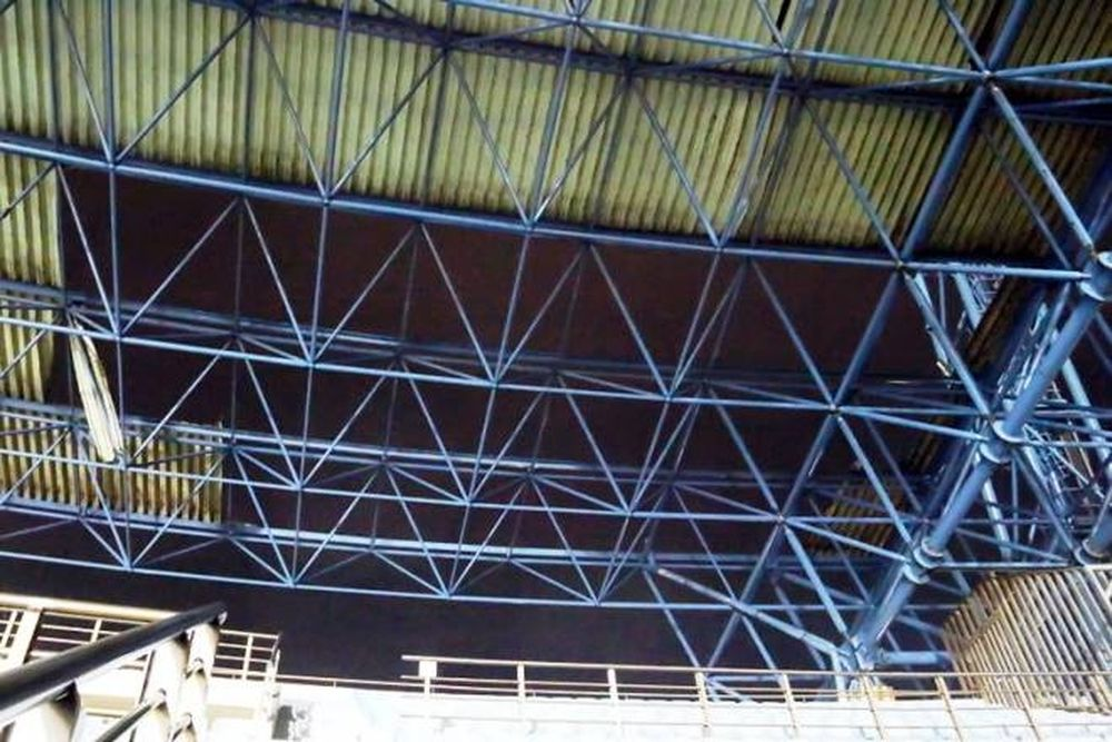 Εργοτέλης: Νέο… ξήλωμα οροφής του Παγκρήτιου! (photo)